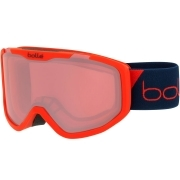 Bolle Rocket Jr Ski Goggle Matte Red Race With Vermillon Lens