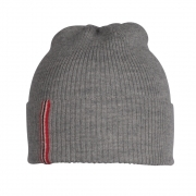 Amundsen Boiled Unisex Hat in Light Grey