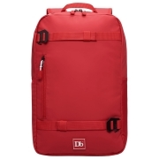 Douchebags The Scholar Backpack in Scarlet Red