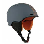 O'Neill Core Helmet in Asphalt Orange