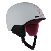 O'Neill Core Helmet in Grey Pink