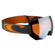 O'Neill Core Goggle in Asphalt Orange