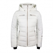 Fusalp Izia Down Womens Ski Jacket in White