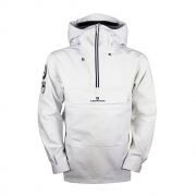 Amundsen Peak Mens Anorak in White
