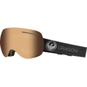 Dragon X1 Echo Ski Goggle with Lumalens Photochromic Amber