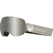 Dragon X2 Mill Ski Goggle with Lumalens Silver Ion and Dark