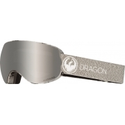 Dragon X2s Mill Ski Goggle with Lumalens Silver Ion and Dark