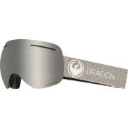 Dragon X1 Mill Ski Goggle with Lumalens Silver Ion and Dark