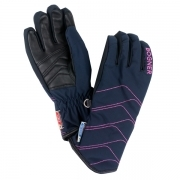 Bogner Hedi Girls Glove in Navy