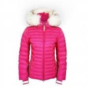 Bogner Nasha D Womens Ski Jacket in Bright Pink