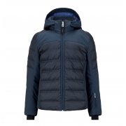 Bogner Demi D Girls Ski Jacket in Navy