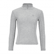 Bogner Ada Girls Midlayer in Silver Grey