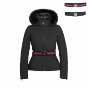 Goldbergh Hida Womens Ski Jacket in Black