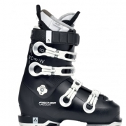 Fischer RC PRO W90 Vacuum Full Fit Womens Ski Boot in Black