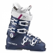 Tecnica Mach1 95 W LV Womens Ski Boot in Blue