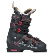 Fischer My RC Pro 110 Vacuum Full Fit Womens Ski Boot in Black