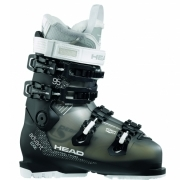 Head Advant Edge 95 W Womens Ski Boot in Anthracite and Black