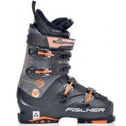 Fischer Cruzar 10 Vacuum CF Mens Ski Boot in Black
