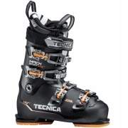 Tecnica Mach Sport HV 100 Ski Boot in Black