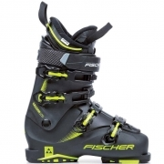 Fischer Cruzar 100 Powered By Vacuum in Black and Yellow
