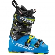 Tecnica Mach1 120 LV Mens Ski Boot in Black and Blue