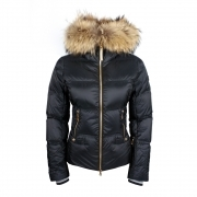 Bogner Cora D Womens Ski Jacket in Black