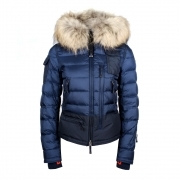 Parajumpers Third Skimaster Womens Ski  Jacket in Cadet Blue