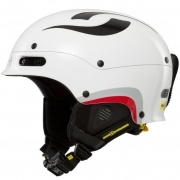 Sweet Trooper MIPS Ski Helmet In Gloss White