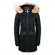 Bogner Corva DT Ski Coat in Black