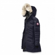 Canada Goose Ladies Lorette Parka In Admiral Blue