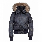 Goldbergh Guerra Womens Ski Jacket in Dark Navy