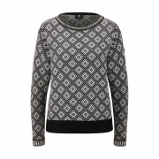 Bogner Almara Womens Knit Midlayer in Black