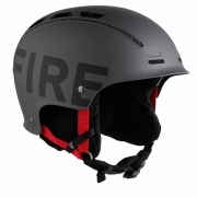 Bogner Fire + Ice Freeride Ski Helmet In Anthracite