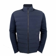 Aztech Dale of Aspen Mens Midlayer Top in Sander Navy