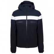 Fusalp Sander Mens Ski Jacket in Dark Blue