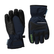 Bogner Bane Boys Ski Glove in Midnight