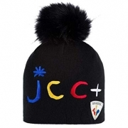 Rossignol JCC Hurons Ski Hat in Black