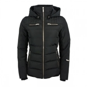 Fusalp Izia Womens Ski Jacket in Black