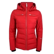 Fusalp Izia Womens Ski Jacket in Red