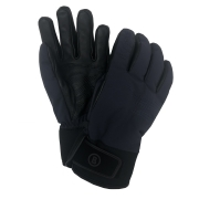 Bogner Dan Mens Ski Glove in Dark Blue