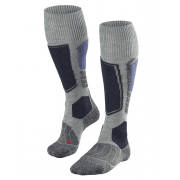 Falke SK1 Ski Socks in Grey