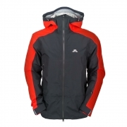 J Lindeberg Hubbard Jacket Mens Ski Jacket in Black