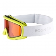 Bogner Snow Goggles Junior In Yellow