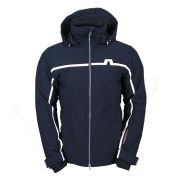 J Lindeberg Sitkin Mens Ski Jacket in Navy