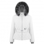 Bethany Womens Jacket in White