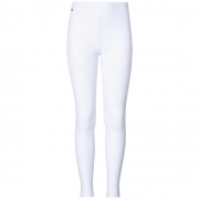 Odlo Warm Kid Ski Thermals Pant in White