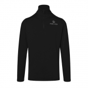 Pascal Mens Baselayer Top in Black