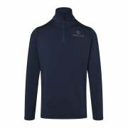 Pascal Mens Baselayer Top in Navy