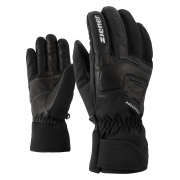Glyxus AS Mens Ski Glove in Black