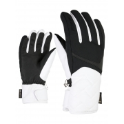 Kyrena GTX Womens Ski Glove in White